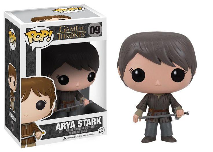 Funko POP! TV: Game of Thrones - Arya Stark