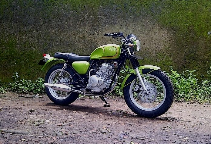 Yamaha Scorpio _ Classic _ VCW _ Depok City _ West Java