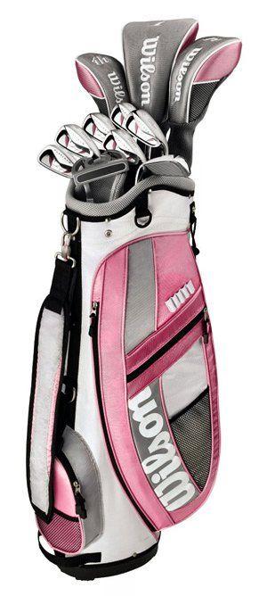 Wilson HOPE Women's Complete Golf Set