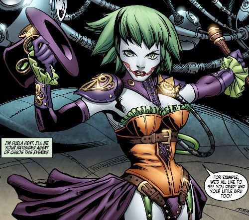 98 best images about Duela Dent Cosplay on Pinterest ...