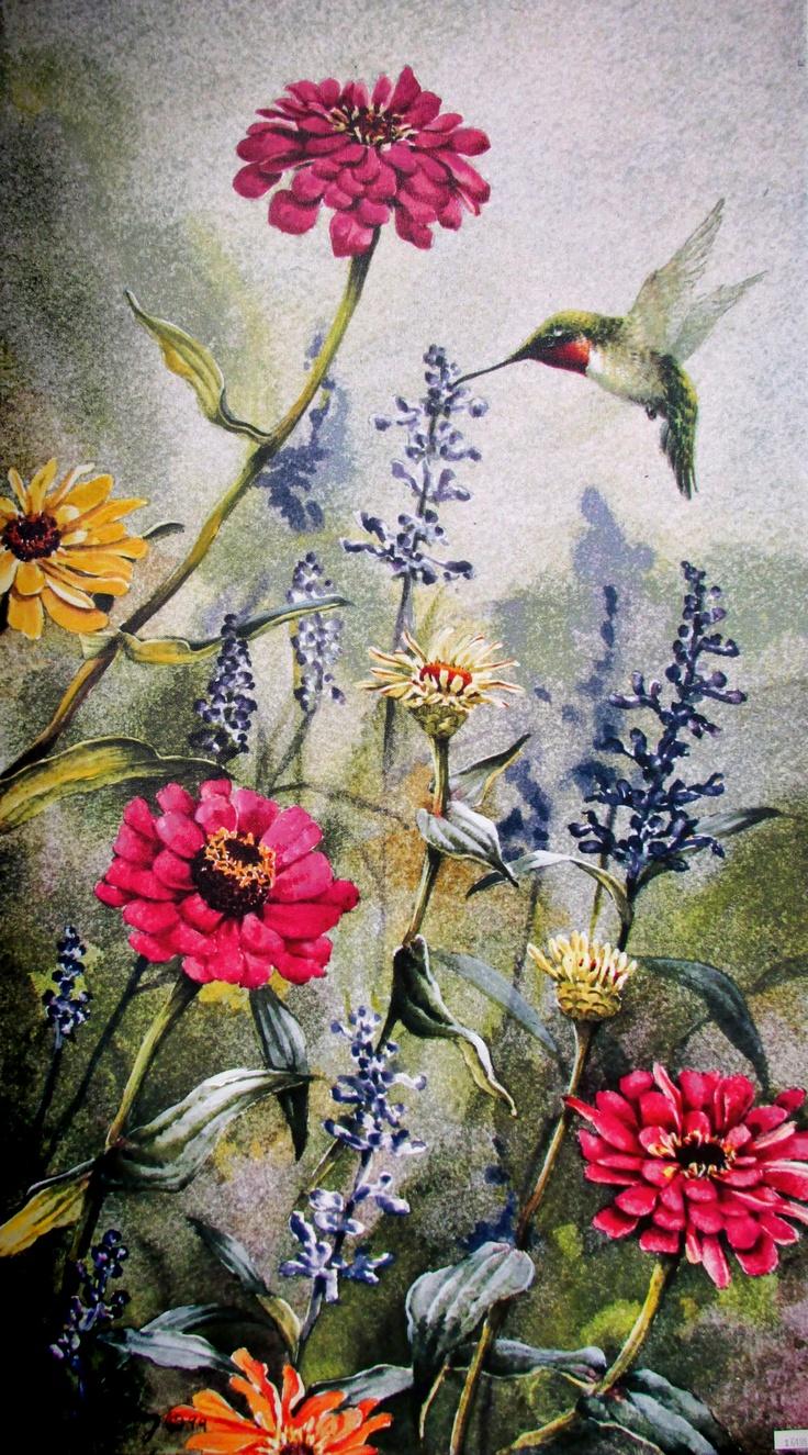 Beautiful Art Prints Hummingbird Art Prints Bigtimber