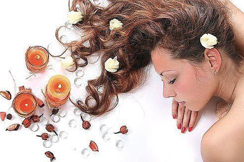 Витаминное масло для роста волос