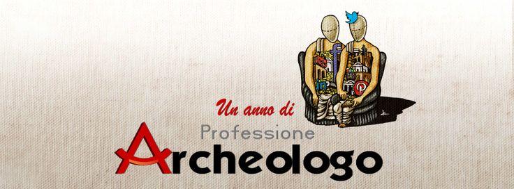 Un anno di Professione Archeologo http://www.professionearcheologo.it/un-anno-di-professione-archeologo/  Soggetto: Antonia Falcone; Disegno e colori: Davide Arnesano