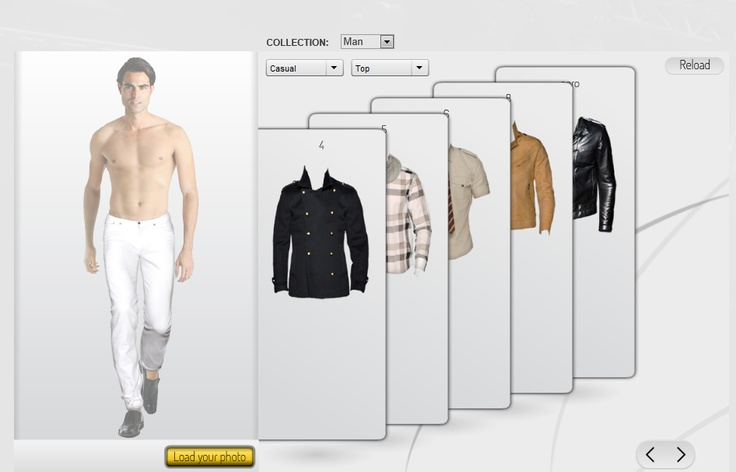 Professional showroom    Modalines is a place for all fashion lovers, models, companies or designers. Try on clothes, share the results and connect with like-minded people in a fun, simple way.