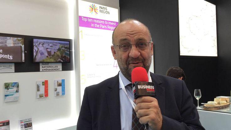 Hubert Fontanel, directeur adjoint de l'immobilier chez Adp