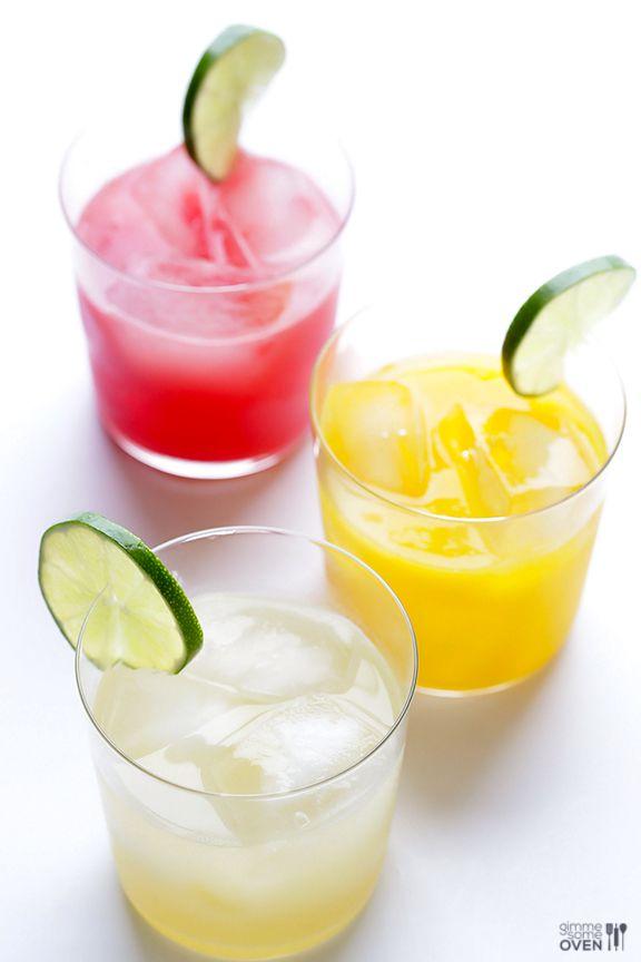 Skinny Margarita recipe - get the skinny on the secret ingredient & what makes these margaritas so fabulous!