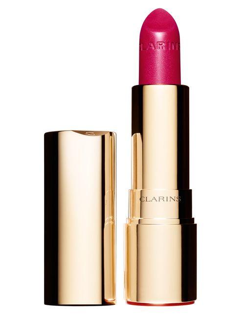 Rouge à lèvres Joli Rouge de Clarins rose fuschia
