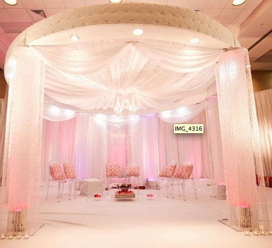 so heavenly! truely a fairy tale wedding. Definitely for the reception