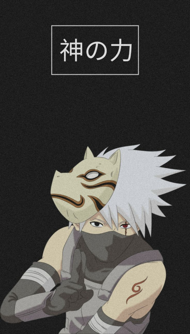 Kakashi Hatake Anbu Wallpaper HD – Instagram Vargz7