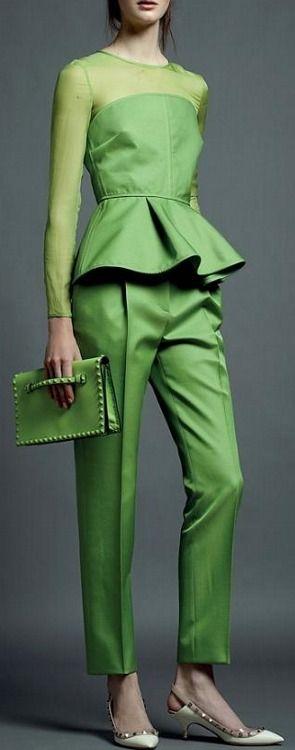 Valentino | Holiday Chic Style.