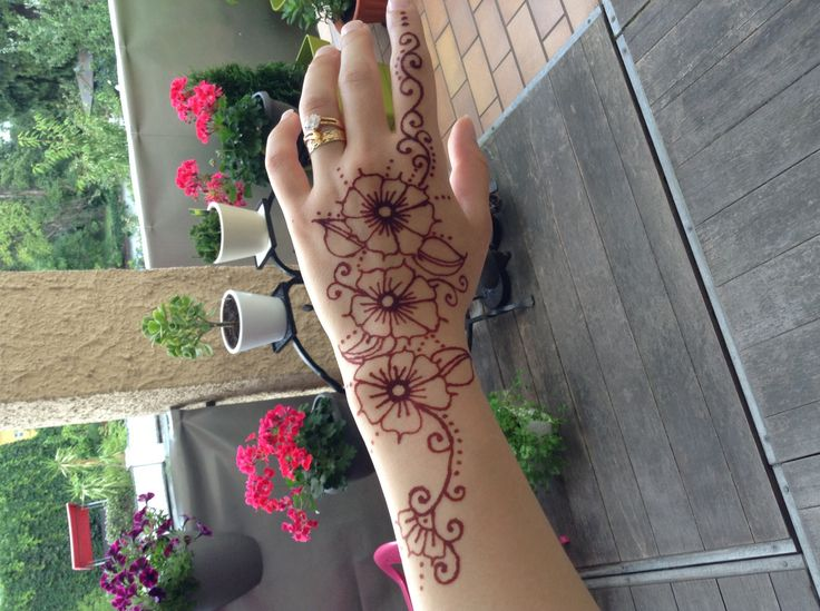 Henna - made ny a friend of mine
