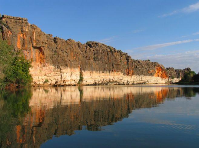 Fitzroy Crossing à Western Australia ET Mimbi caves