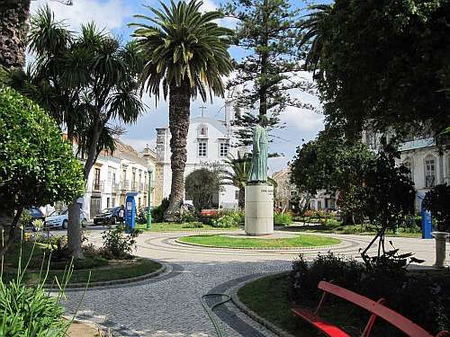 Praça da Padinha Tavira Beautiful place to keep cool and be cool!! http://www.tavira-today.com