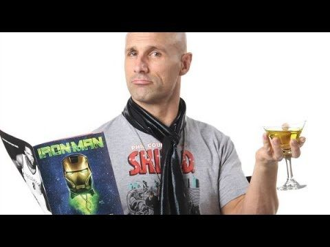 Check out our interview with TNA Impact Wrestling star Christopher Daniels! http://www.youtube.com/watch?v=rtYWPoauIK0&feature=share