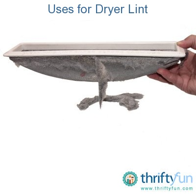 Lint from the dryer can be used for a few things around the house and for fire starter. This is a guide about uses for dryer lint.: Guide, Fire Starters, Dryer Lint, Clean, Around The House, Models Clay, Things, Lint Traps, Crafts