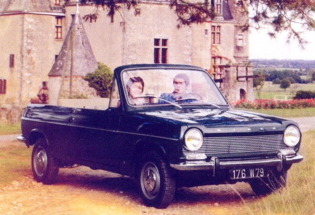 Simca 1100 Saharienne