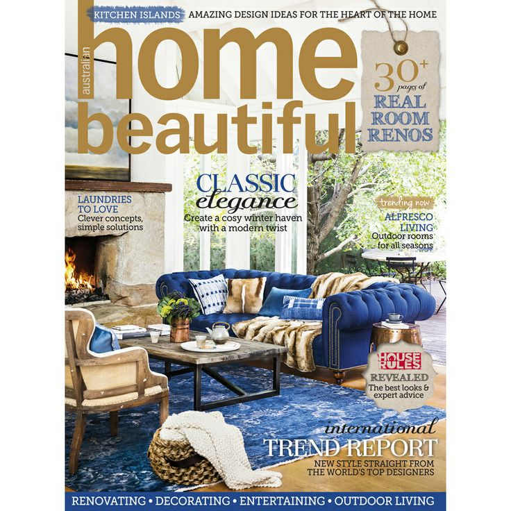 Home Beautiful June 2014