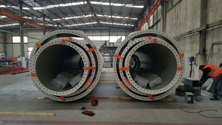 some others wind turbine towers ready to ship, this time 30 metres tall and 12 ton weight. http://www.nextkey.org