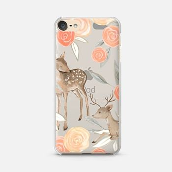 iPod Touch 6 Case Romantic Deers