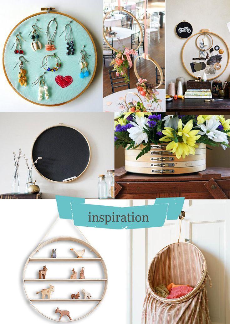 les 25 meilleures id es de la cat gorie tambour broder sur pinterest broderie florale. Black Bedroom Furniture Sets. Home Design Ideas
