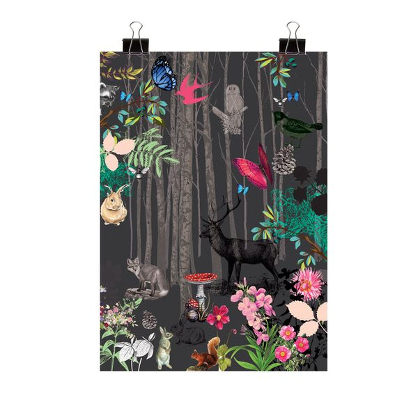 https://themarketnz.com/products/enchanted-forest-print