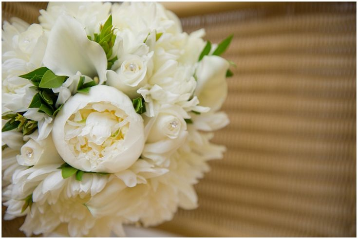 Kamloops wedding photography details bouquet peonies roses