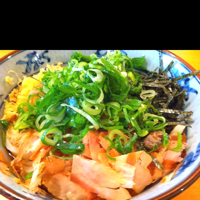 Udon.