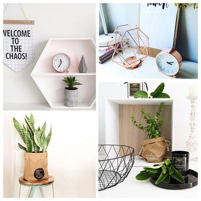 Lisa T Copperlust Range. #lisatfortarget i_am_lisat #decor #rosegold #metallic #copper #copperlust #deskclock #mystyle #homewares #targethome #trends #interiors