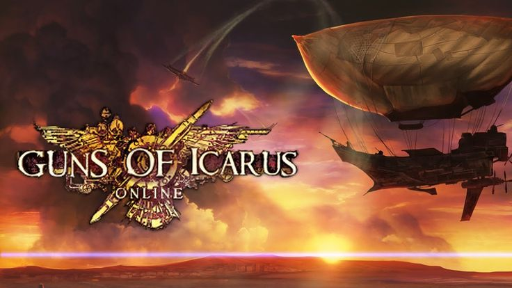 Guns of Icarus Online w/ Kootra, Immortal, and Danz (+playlist)