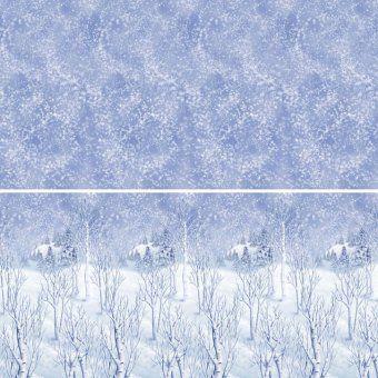 decorations for winter wonderland scene | Winter Scene Setters | Christmas Scene Setters | Party CN