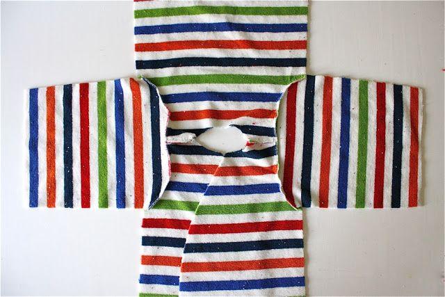 TUTORIAL: Another simple way to sew-on sleeves | Warum hatte ich nie die Idee, so rum die Ärmel anzunähen - ist doch viel einfacher