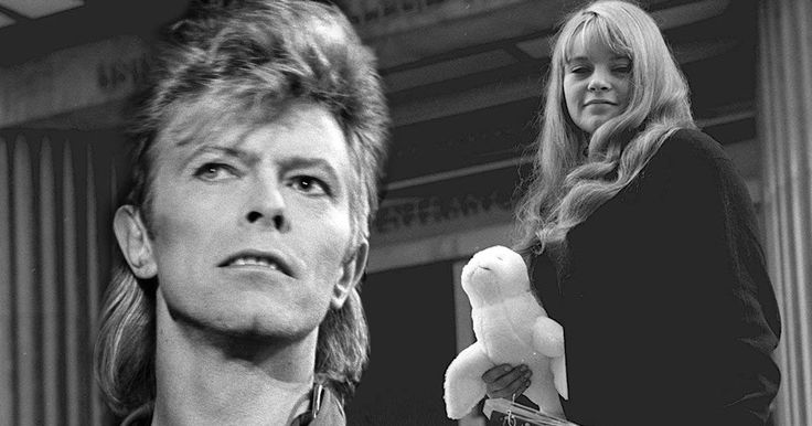 Dana Gillespie first met David Bowie when he was 15 and she was 14 and she still has happy memories