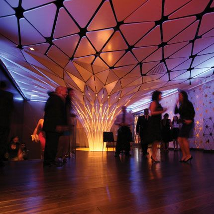 The Conga Room Is A New Latin Club Designed By Belzberg Architects In LA.  Description By Architects,  Part 90
