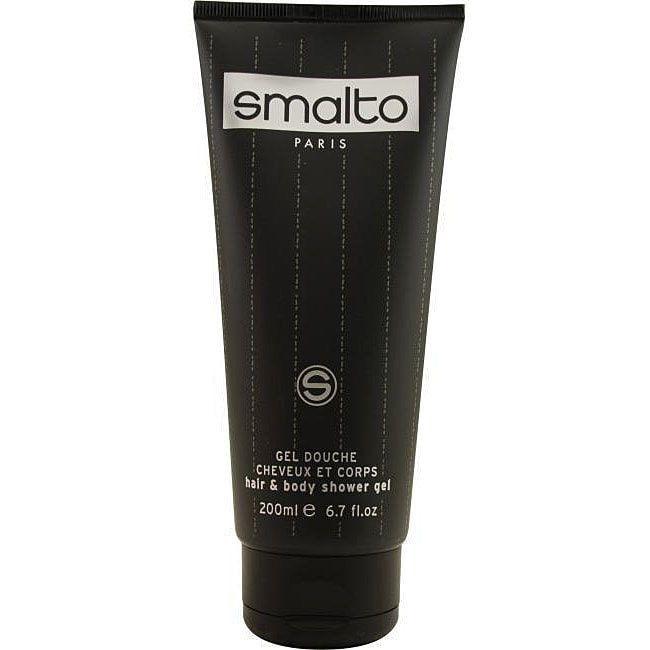 Francesco Smalto Men's 6.7-oz Hair and Body Shower Gel