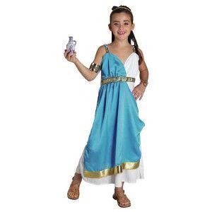 Αφροδίτη στολή για κορίτσια με θέμα την Αρχαία Θεά της Ομορφιάς