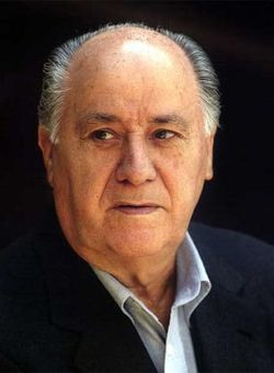 Amancio Ortega  $31B