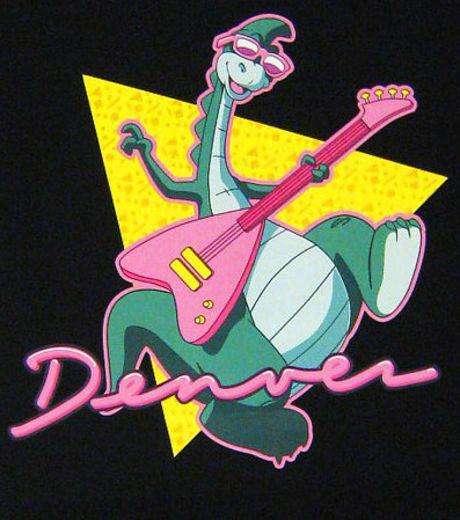 Denver, le dernier dinosaure (1988-1989)