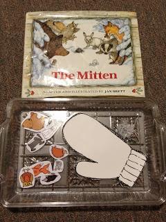 The Mitten Activities from Nestpirations