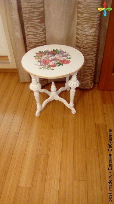 Стол ручнойработы, сосна | Bestmade - изделия ручной работы