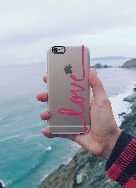 Perfect Christmas gift idea! Get the most unique phone case, and let your phone shine through.
