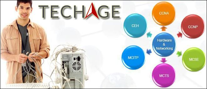 Join TechAge Academy for Hardware & Networking CCNA,CCNP,MCSE,MCTS,MCITP,CEH Training in Noida, Delhi, Faridabad, India.Call For more details:+91-9212063532, +91-9212043532 Visit:- http://www.techageacademy.com/courses/networking-training/