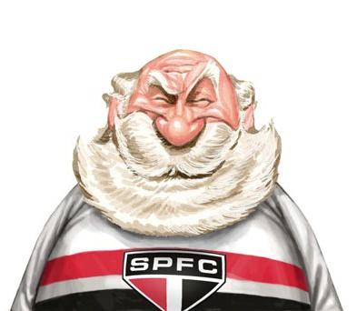 Salve o Tricolor Paulista! O time da cidade de São Paulo! SPFC- The greatest brazilian soccer team!