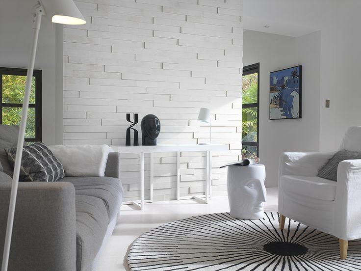 25 best briquette de parement ideas on pinterest for Briquette de parement interieur