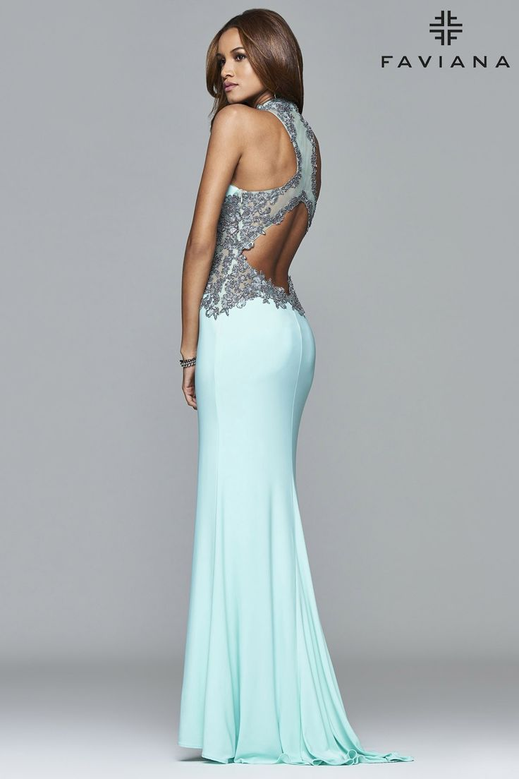 38 best Faviana Prom 2017 images on Pinterest | Formal dress, Formal ...