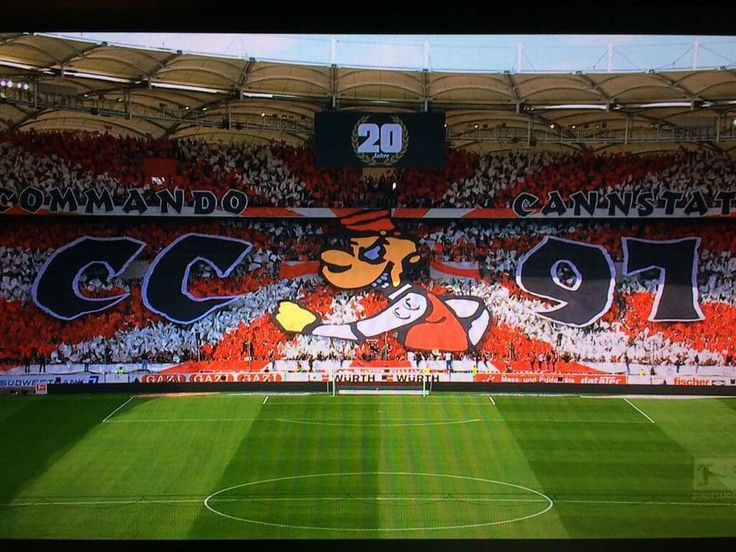 VfB Stuttgart vs Dynamo Dresden 02.04.2017