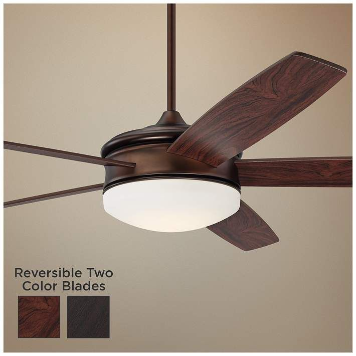 70 Coastline Oil Brushed Bronze Led Ceiling Fan 21f34 Lamps