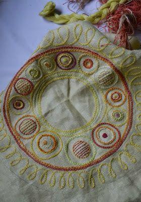 Brodösens blog: French knots