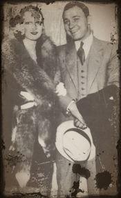 Frank Nitti and friend