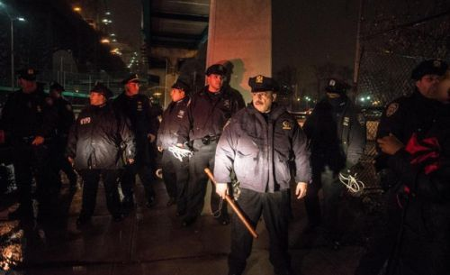 Notorious Group Puts Out Hit On NYPD Officers (Photo)