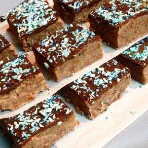 Choc Berry Protein Fudge – Vegan | Try This Bliss